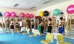 2019施罗斯脊柱侧弯矫形体系北京训练营 第十天,认真练习施罗斯体操的小朋友们。