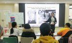 施罗斯中南技术总监许玮导师为学员们介绍GBW支具的发展历史与特点,同时分享矫形案例